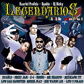 Legendarios - Rap & Regaetton Vol.1 de Various Artists