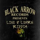 Live & Learn Riddim de Various Artists