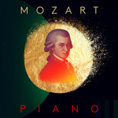 Mozart Piano by Wolfgang Amadeus Mozart