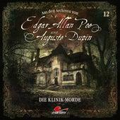 Aus den Archiven, Folge 12: Die Klinik-Morde von Edgar Allan Poe