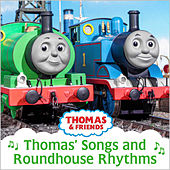 Thomas' Songs & Roundhouse Rhythms by Thomas & Friends