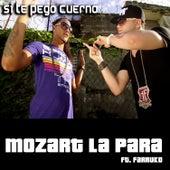 Se Ti Pego Cuerno - Single by Mozart La Para