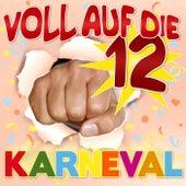 Voll Auf Die 12  Karneval by Various Artists