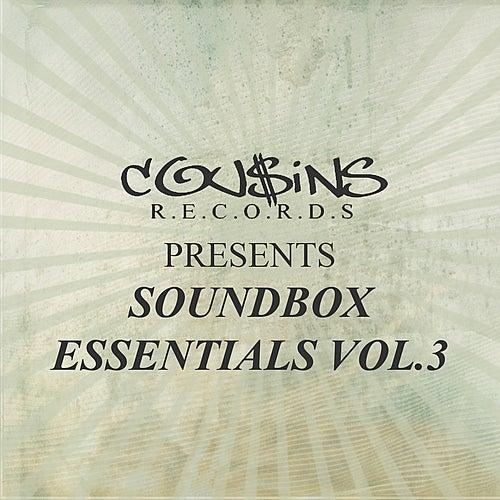 Cousins Presents Sound Box Essentials Vol.3 by Various Artists