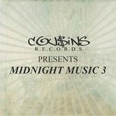 Cousins Records Present Midnight Music 3 de Various Artists