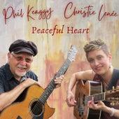 Peaceful Heart by Christie Lenée