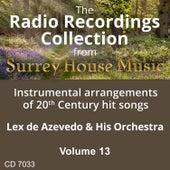 Lex DeAzevedo & His Orchestra, Volume Thirteen by Lex De Azevedo