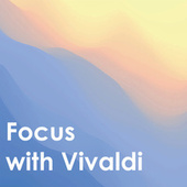 Focus with Vivaldi by Antonio Vivaldi