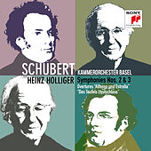 Schubert: Symphonies Nos. 2 & 3 von Kammerorchester Basel