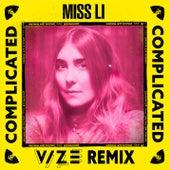 Complicated (VIZE Remix) de Miss Li