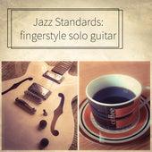 Jazz Standards: Fingertyle Solo Guitar von Cafe Music DM Project