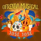 #Ofrenda Musical A José José by Various Artists