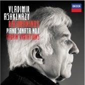 Rachmaninov: Piano Sonata No.1 / Chopin Variations by Vladimir Ashkenazy