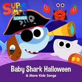 Baby Shark Halloween & More Kids Halloween Songs by Super Simple Songs