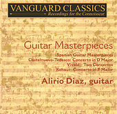 Guitar Masterpieces by Alirio Diaz