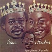 Signe Jimmy Hyacinthe by Sam Mangwana