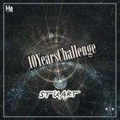 10YearsChallenge by Stuart