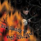 Rabadash Records: What You Gotta Go Through by Big Daddy 'O'
