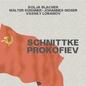 Schnittke: String Trio - Prokofiev: 5 Melodies - Violin Sonata No. 1 by Various Artists