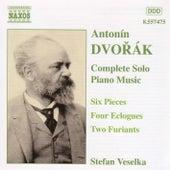 Dvorak: 6 Pieces, Op. 52 / Eclogues, Op. 56 / Furiants, Op. 42 by Stefan Veselka