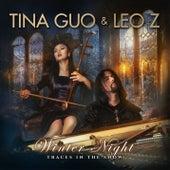 Winter Night: Traces in the Snow von Tina Guo