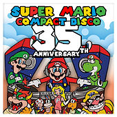 Super Mario Compact Disco – 35th Anniversary Edition by Ambassadors of Funk