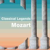 Classical Legends: Mozart de Wolfgang Amadeus Mozart