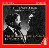 Piano Recital: Michelangeli, Arturo Benedetti - Debussy (The Last Recital, 1993) de Arturo Benedetti Michelangeli