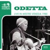 Live in Mestre Venezia 1985 de Odetta