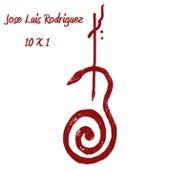 10 X 1 de José Luís Rodríguez