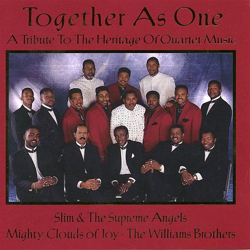 Together As One: A Tribute To The Heritage Of Quartet Music by Various Artists