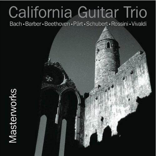 Masterworks by California Guitar Trio