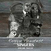 Reggae Greatest Singers Vol 12 de Various Artists