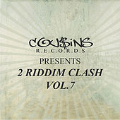 Cousins Records Presents 2 Riddim Clash Vol.7 de Various Artists
