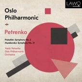 Prokofiev: Symphony No. 5 - Myaskovsky: Symphony No. 21 by Vasily Petrenko