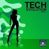 Tech Evolution by Jess Kidd, P3DRO, PAUL KAPPAS, FreaqZ, Kamibekami, KYRRA, RØTTA, SDLGHT, Abel Shahnaz, Khepis, Wendg, Frazon