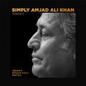 Simply Amjad Ali Khan - Vol. 03 de Amjad Ali Khan
