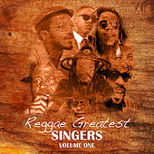 Reggae Greatest Singers Vol 1 de Various Artists
