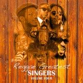 Reggae Greatest Singers Vol 4 de Various Artists