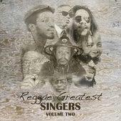 Reggae Greatest Singers Vol 2 de Various Artists