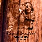 Reggae Greatest Singers Vol 9 de Various Artists
