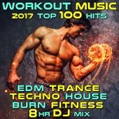 Workout Music 2017 Top 100 Hits EDM Trance Techno House Burn Fitness 8 Hr DJ Mix by Workout Trance (1)