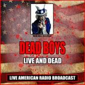 Live And Dead (Live) de Dead Boys