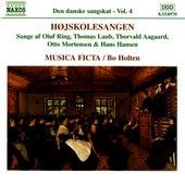 Den danske sangskat, Vol. 4 by Bo Holten