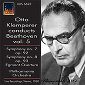 Otto Klemperer conducts Beethoven, Vol. 5 (1960) by Otto Klemperer