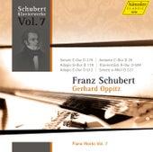 Schubert: Piano Works, Vol. 7 by Gerhard Oppitz