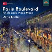 Paris Boulevard by Dario Müller