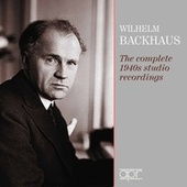 Mozart, Bach & Others: Piano Works de Wilhelm Backhaus