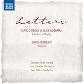 Letters fra Chamber Choir Ireland