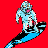 Silver Surfer by Madchild